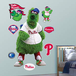 Philadelphia Phillies Mascot - Phillie Phanatic